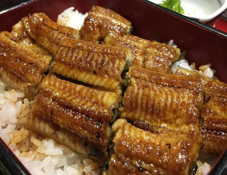 鳗鱼盒饭定食99元