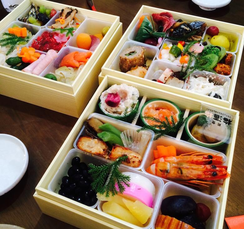 有关日本年节菜的豆知识