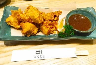 脆嫩多汁的【北海道鸡块】一口吃不过瘾