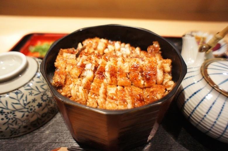 名古屋风味鳗鱼饭