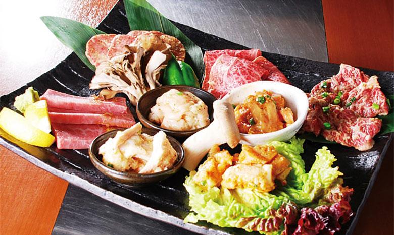 丸道烤肉 仙霞路店1