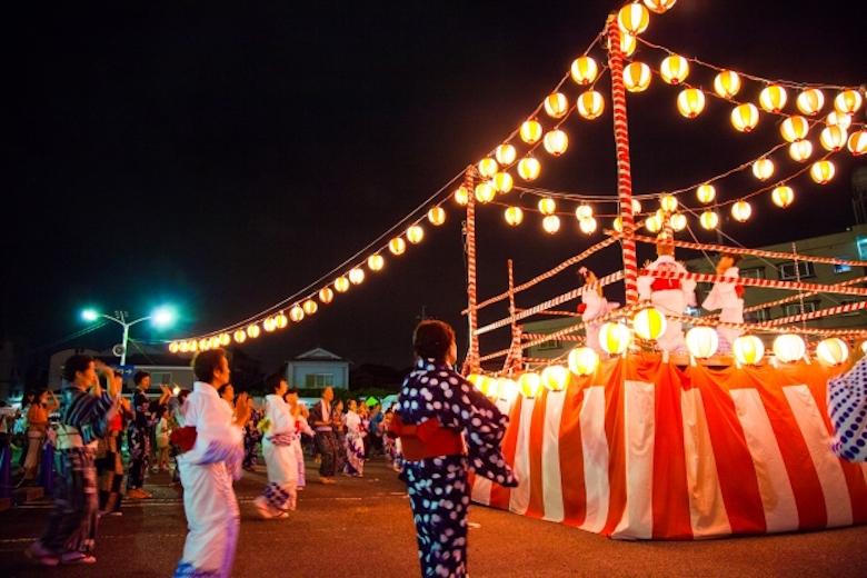 日本夏日祭的由来