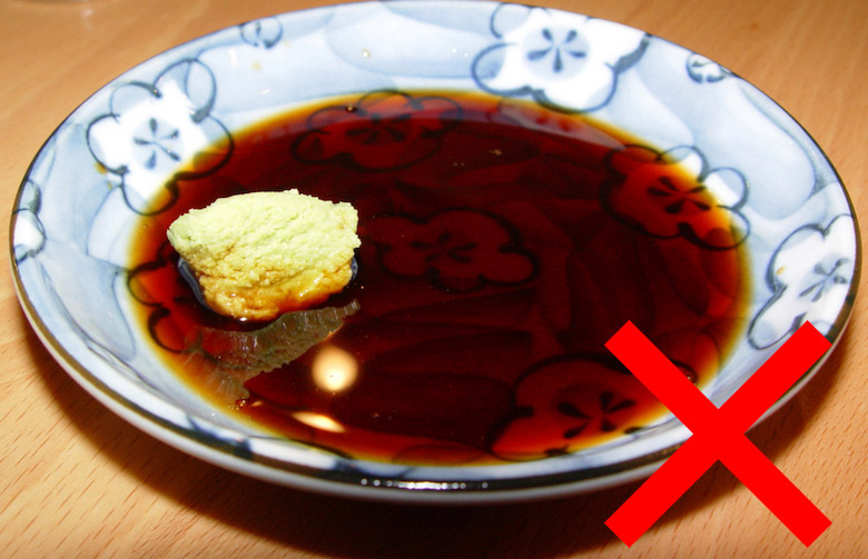 酱油&芥末篇