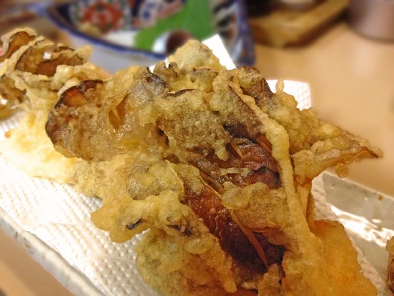 菌菇类天妇罗