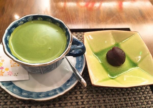 人气产品 牛奶抹茶伴日本红豆