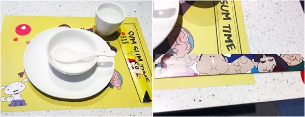 蜡笔小新餐具